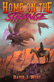 Home on the Strange by David J. West
