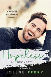 Hopeless for Beckett by Jolene PerryHopeless for Beckett by Jolene Perry