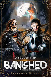 Mark of the Banished by Salandra Wolfe