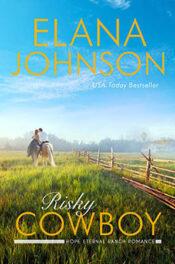Risky Cowboy by Elana Johnson
