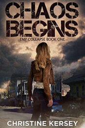 Chaos Begins by Christine Kersey