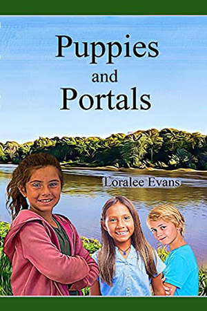 Puppies and Portals by Loralee Evans
