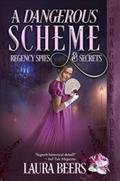 A Dangerous Scheme by Laura Beers