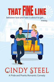 That Fine Line by Cindy Steel