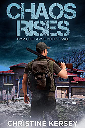 Chaos Rises by Christine Kersey
