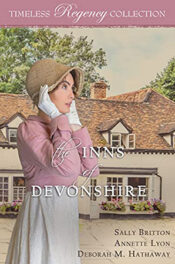 The Inns of Devonshire by Britton, Lyon, Hathaway